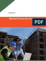 Manual Tecnico Construccion