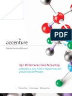 Accenture High Performance Cost Accounting