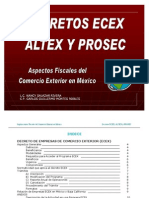 Decretos Ecex Altex Prosec