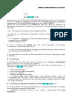 Direito Tributário III - Daniele Namorato