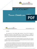 Plano Anual Actividade AE Teixoso 2011/2012