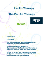 La-Jin Therapy and Pai-Da Therapy