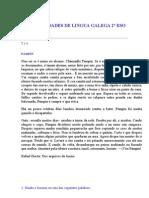 ACTIVIDADES+DE+LINGUA+GALEGA+2º+ESO
