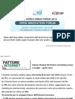 Stato dell'arte della situazione dell'economia digitale in Italia
