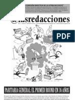 Boletín Desde Las Redacciones N°6