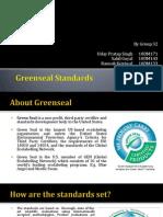 Greenseal Standards