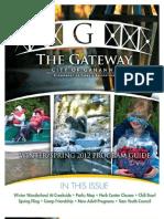 The Gateway Winter/Spring 2011-2012