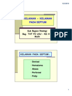 Sss20102011 Slide Kelainan-kelainan Pada Septum