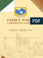 EWC Annual Report 20101231
