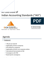 Overview of Indian Accounting Standards for SMEs