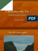 Charlottesville VA_Oct 08