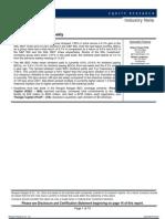 Morgan Keegan-Specialty Finance Report