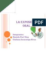 La Expo Sic Ion Oral-daniela