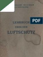 Lehrbuch über den Luftschutz - Moskalow, Sinzin, Tertitschni