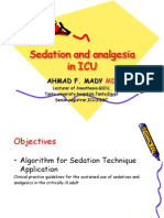 0c6bSedation and Analgesia in ICU