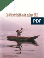 Die Welt Wird Nicht Enden Im Jahre 2012