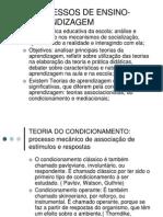 PROCESSO ENSINO-APRENDIZAGEM