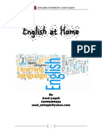 English at Home Book