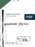 Gasiorowicz Quantum Physics