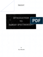 Introduction to Raman Spectroscopy