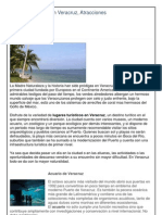 Lugares Turisticos en Veracruz