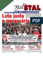 Jornal do STAL Edição n.º 100 - Dezembro 2011