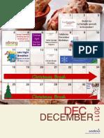 Dec Resident Calendar 2011
