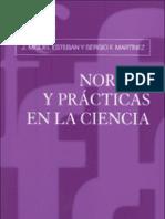 ESTEBAN-MARTINEZ 2008 Normas y Practicas en La Ciencia