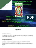 EXPOSICIÓN DE TEORIA GHENERAL DEL ESTADO
