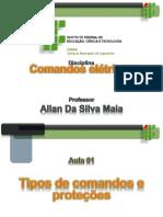 aula - comandos elétricos