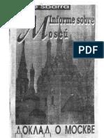 1996 JS Informe Sobre Moscu