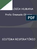 07 - Sistema respiratório
