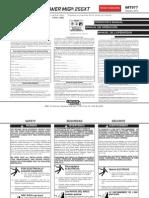 Powermig 255xt Manual