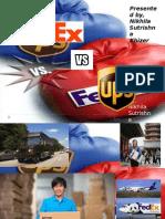 fedex vs ups ppt