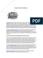Long Island SEO and Its Impact on New York Business