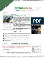 02-12-11 Respaldan medida de la SHCP respecto al Dolar
