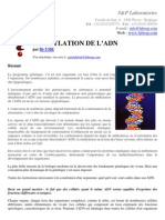 Methyl at Ion de l ADN