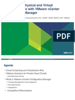 112711 Control Your Physical and Virtual It Infrastructure With Vmware Vcenter Configuration Manager 272746