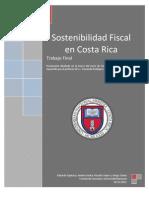 Sostenibilidad Fiscal en Costa Rica 3