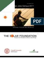 National Solar Jobs Census