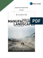 Manufactured Landscapes (Paisajes Transformados)
