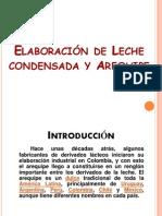 Elaboración de Arequipe