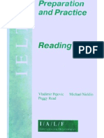 IETLS Preparation and Practice-Reading
