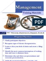 Time Management 11100000