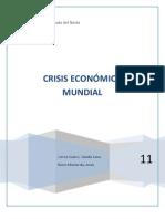Crisis Económica Financiera