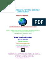 Poulami Project