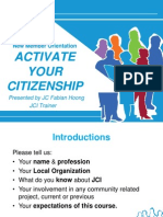 NMO Activate Your Citizenship