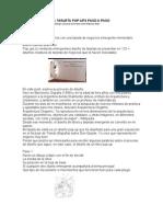Cómo diseñar una tarjeta pop-ups paso a paso http jobmob.co.il