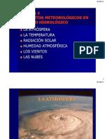 Tema Nro. 4 - Elementos Hidrologicos