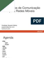 Protocolos de Comunicação - Aula 1